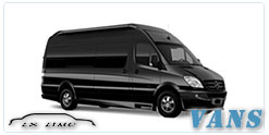 Atlanta Luxury Van service
