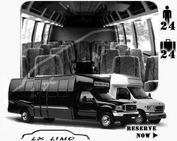 Bus for airport transfers in Atlanta, GA