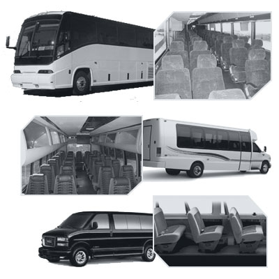 Atlanta Coach Bus rental