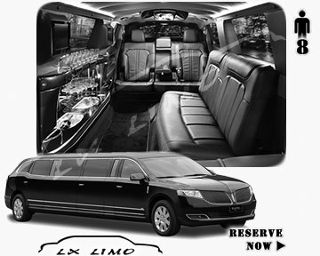 Stretch Wedding Limo for hire in Atlanta, ON, Canada