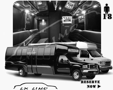 Atlanta Party Bus party Bus | 18 passenger PartyBus in Atlanta